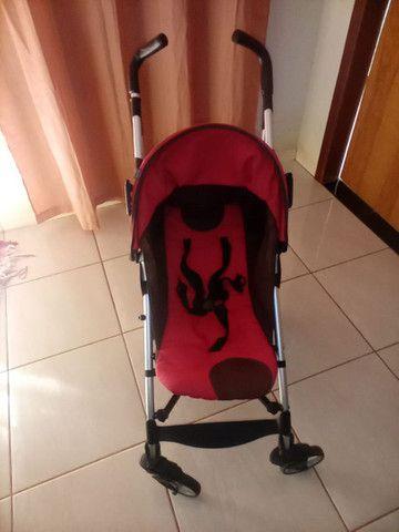 Carrinho de bebê unissex - Foto 4