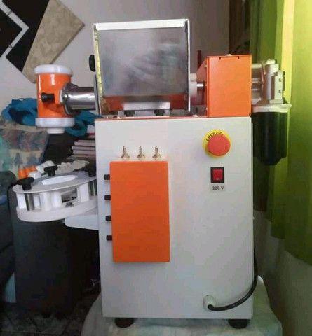 Máquina De salgada nova 1 ano de uso