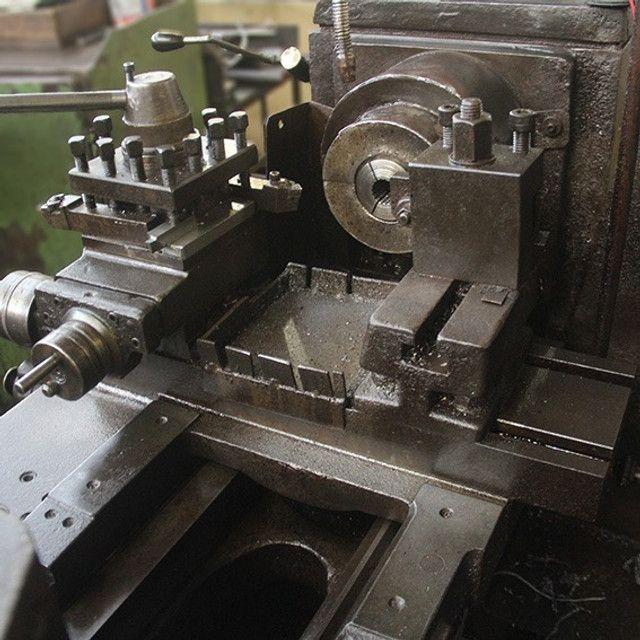 Torno Mecânico Revolver Imor/Romi R400 II 1977 ? ML79 Usado - Foto 6