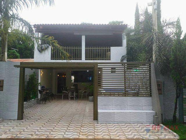 Rancho com 3 dormitórios à venda, 160 m² por R$ 195.000,00 - Centro - Barbosa/SP