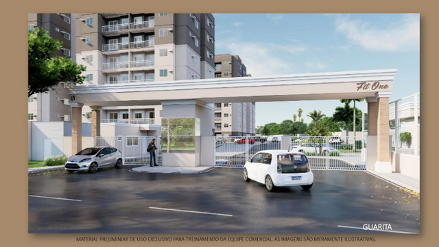 condominio fit one residence, lançamento lua nova. - Foto 2
