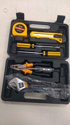 Kit completo com ferramentas - Veja fotos - Foto 2
