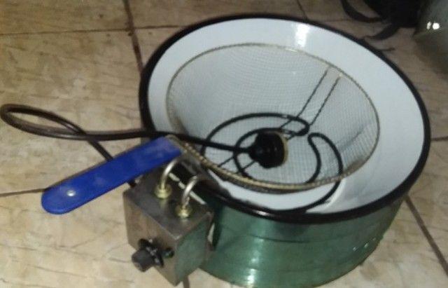 Fritadeira elétrica 7 litros - Foto 5