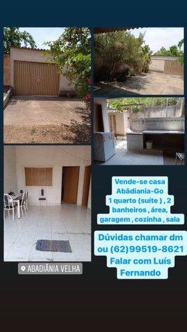Vende-se casa Abâdiania Velha