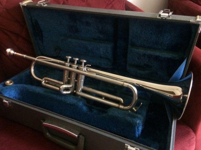 Vendo trompete YAMAHA  - Foto 2