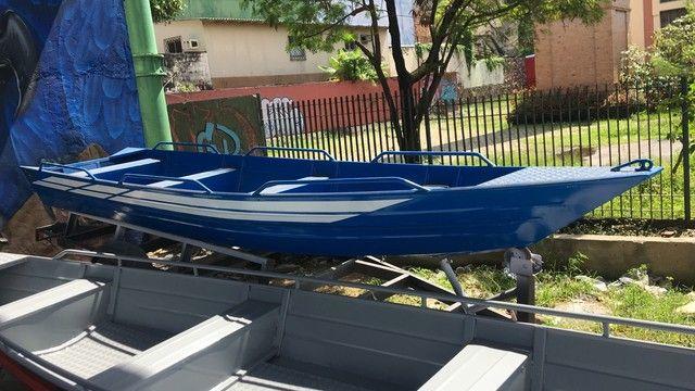Canoa de 6 metros a pronta entrega - Foto 2