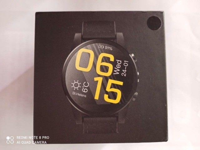 Smartwatch Zeblaze Thor 4 Pro Câmera Wifi 4g Gps - Foto 3
