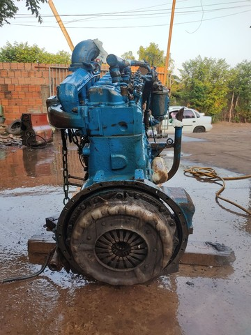 Motor MWM Turbo 229 - 6 Cilindros - Foto 4