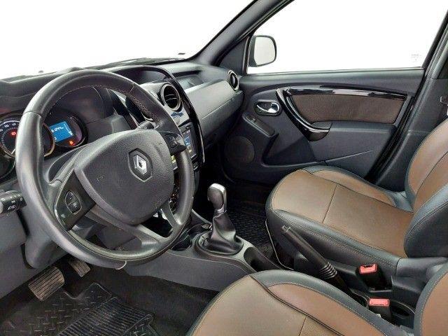 Duster Dynamique 2.0 Automático Completo/ Veículo á Gás - (ÚnicoDono) - Foto 12