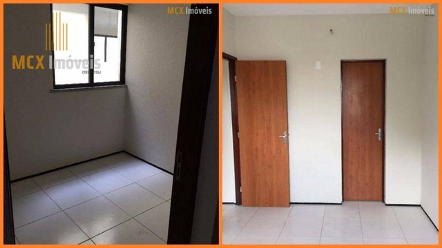 Apartamento residencial à venda, Maraponga, Fortaleza. - Foto 12