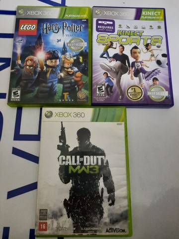 Vendo ou troco Xbox One 360 Play 3 - Foto 3