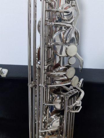 Sax tenor Weril (nunca usado) - Foto 3