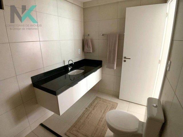 Apartamento com 3 dormitórios à venda, 114 m² por R$ 811.023,29 - Guaxuma - Maceió/AL - Foto 15