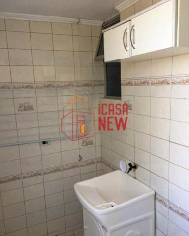 Apartamento à venda com 2 dormitórios em Fazendinha, Curitiba cod:ICW0078 - Foto 13