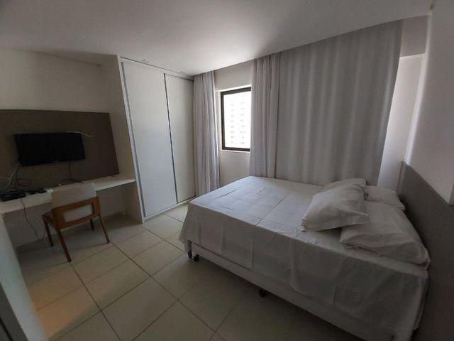 Apartamento com 1 quarto para alugar, 27 m² por R$ 2.995/mês - Boa Viagem - Recife - Foto 5