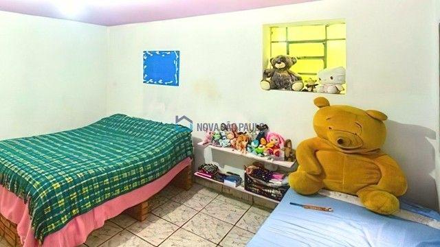Amplo sobrado residencial/comercial para locação localizado na Vila Guarani - Foto 7