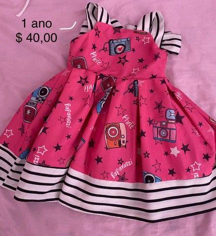 Vestidos festa bebê  - Foto 4