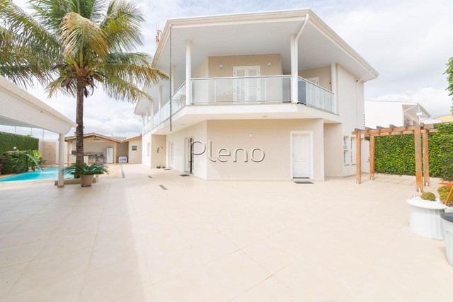 Casa à venda com 4 dormitórios em Loteamento parque são martinho, Campinas cod:CA022268
