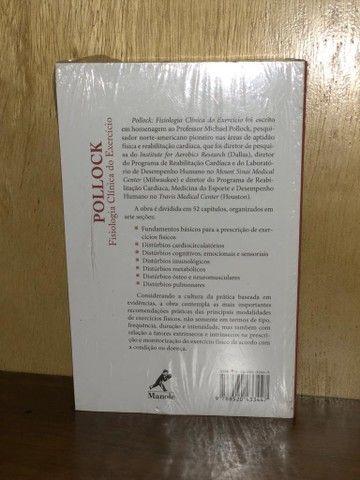 Livro - Pollock: Fisiologia Clínica do Exercício - - Foto 3