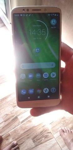Celular Moto G6 Plus         R$500 - Foto 3
