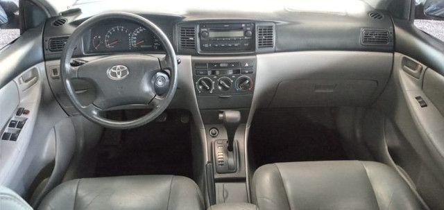 Toyota corolla xei 2007 automatico - Foto 6