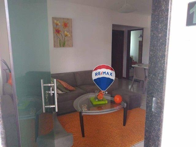 Apartamento com 2 dormitórios para alugar, 65 m² por R$ 1.600/mês - Boa Vista - Garanhuns/