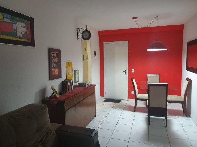 Apartamento 2Qts com varanda em Mesquita, aceito financiamento caixa - Foto 8