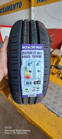 promoção pneu 185 60r15 roadking
