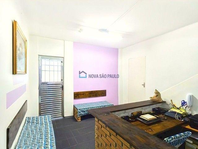 Amplo sobrado residencial/comercial para locação localizado na Vila Guarani - Foto 5