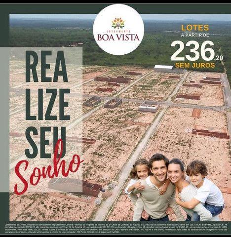 Loteamento as margens da BR-116, 10 minutos de Fortaleza! - Foto 7