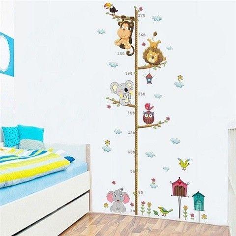 desenhos  pinturas    decoracao  quarto  infantil - Foto 3