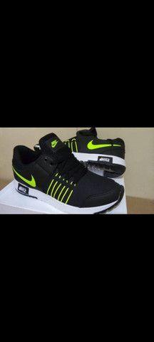 Nike Cordinha Primeira Linha na caixinha Atacado Promoção - Foto 3