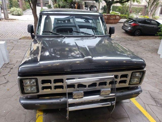 Ford F1000 (aceito trocas) - Foto 4