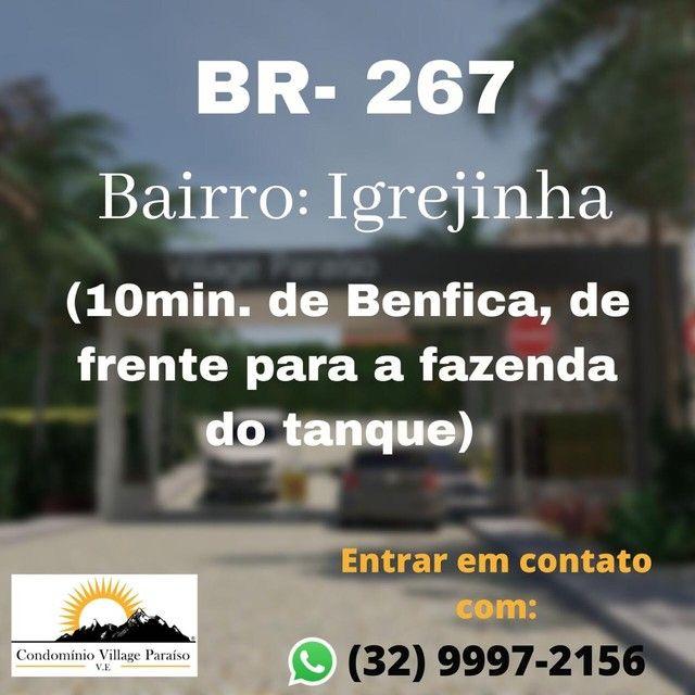 Lotes as margens da BR 267 em igreijinha - Foto 3