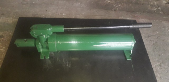 Bomba manual hidráulica.  - Foto 2