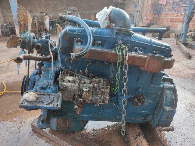 Motor MWM Turbo 229 - 6 Cilindros - Foto 2