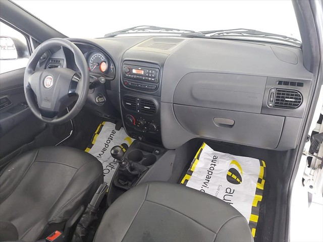 FIAT STRADA 1.4 MPI HARD WORKING CS 8V FLEX 2P MANUAL - Foto 7