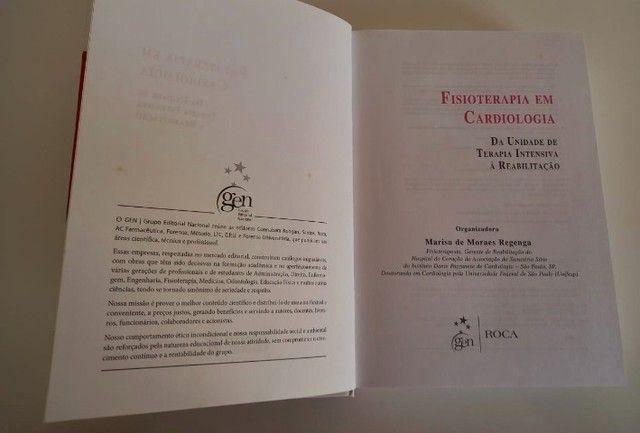 Livro Fisioterapia em Cardiologia. 2a ed.  - Foto 3