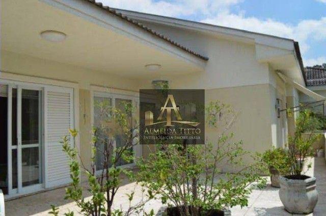 Maravilhosa Casa para Locação com 4 Suítes e 850 m² de Área Construída em Alphaville - Res - Foto 7