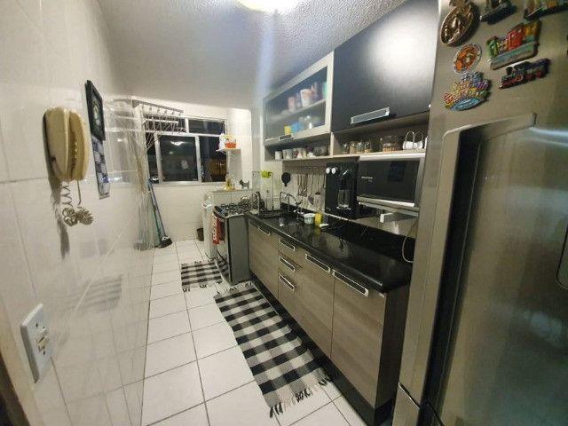Apartamento 2Qts com varanda em Mesquita, aceito financiamento caixa - Foto 12