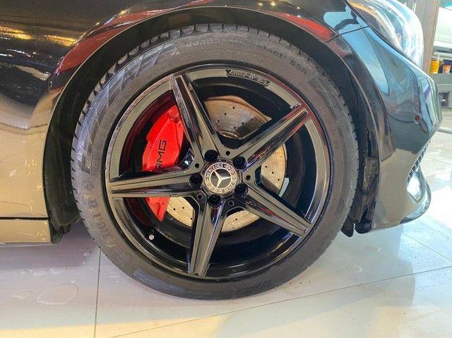 Mercedes C250 Sport, 2015, interior vermelho, blindada nível 3A, configuração Linda  - Foto 17
