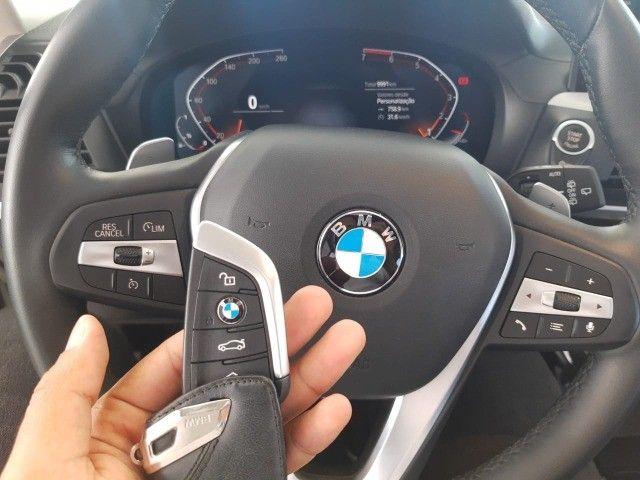 BMW X3 Xdrive20i 2.0 Biturbo - 2020 - Impecável C/ Apenas 9.000km - Foto 14