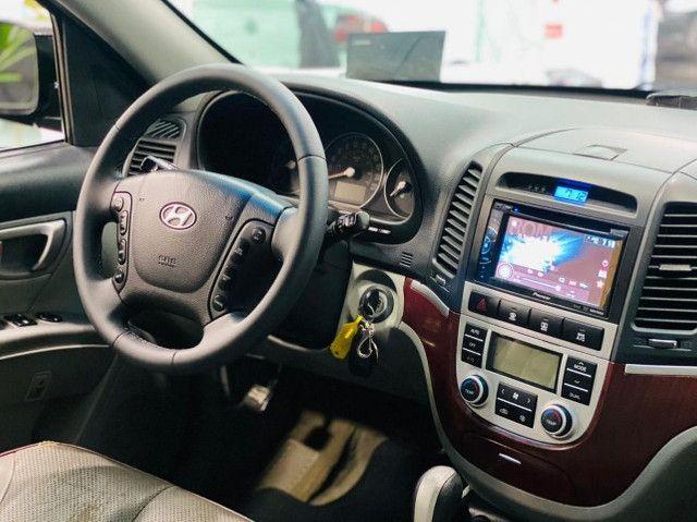 Hyundai Santa Fé V6 4X4 Aut 2008   - Foto 10