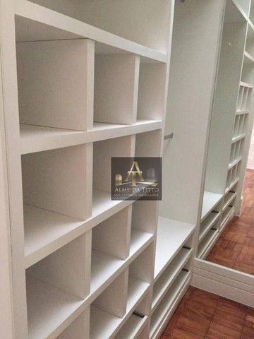 Casa com 4 dormitórios para alugar, 430 m² por R$ 13.500,00/mês - Alphaville 01 - Barueri/ - Foto 15