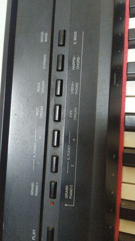Yamaha P105 vender logo