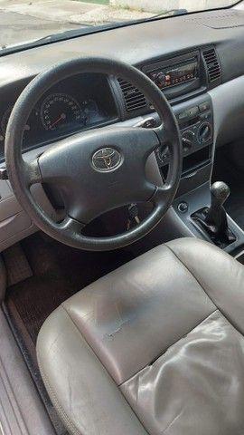 Toyota Fielder Top Xei couro+Gnv Aceito Troca Aceito Oferta - Foto 19