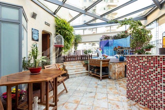 Cobertura Duplex para aluguel no Jardins, 4 dormitorios e 5 vagas - Foto 4