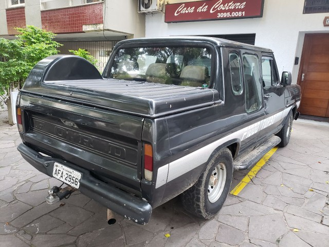 Ford F1000 (aceito trocas) - Foto 6