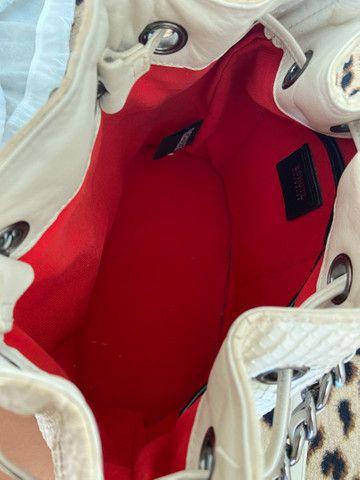 Bolsa schutz original COLEÇÃO NOVA nas lojas  off white  - Foto 5