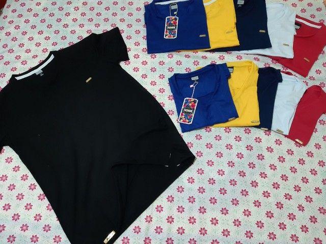 Camisa ? feminina e masculino - Foto 2